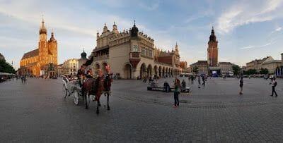 Cracovia - lo mejor de la ruta por Polonia