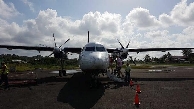 Cómo ir de Bocas del Toro a Panamá en avión