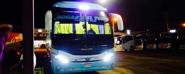 Cómo ir de Bocas del Toro a Panamá en autobús
