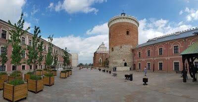 Lublin de ruta por Polonia