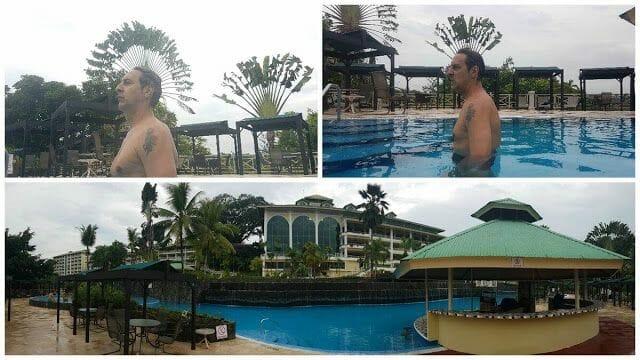 piscina GAMBOA RESORT