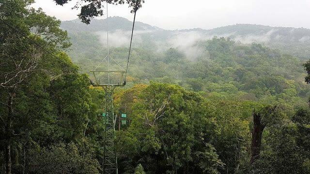 vistas Teleférico de Gamboa