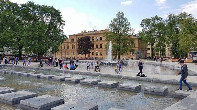 plaza de lublin