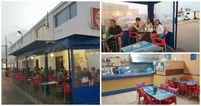 Cofradía de corralejo - Dónde comer en Fuerteventura queso majorero frito