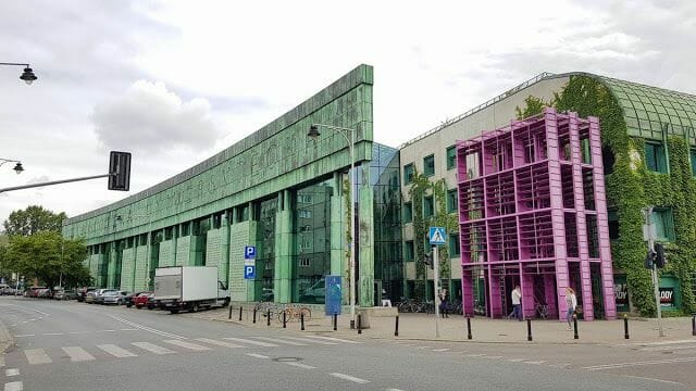 Universidad - qué ver en Varsovia en 3 días