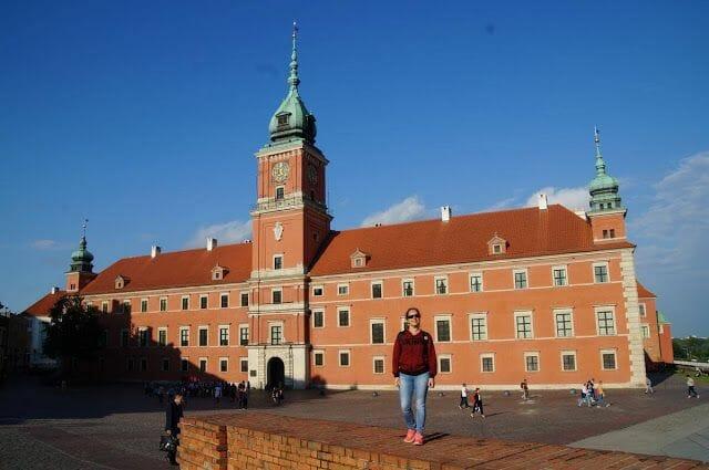 castillo real - Mejores Free Tours en Varsovia