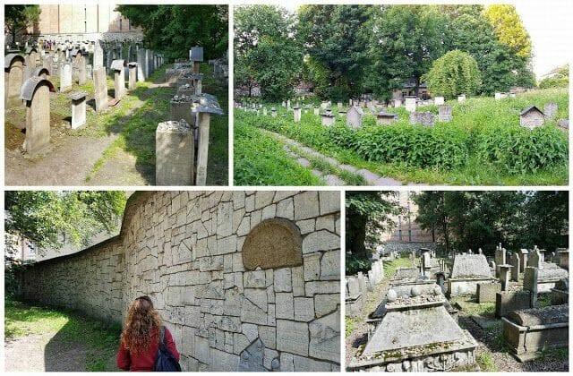 el cementerio Remuh