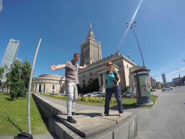 Palacio de la Cultura y Ciencia