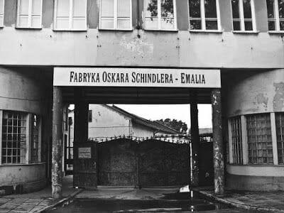 antigua fábrica de Schindler