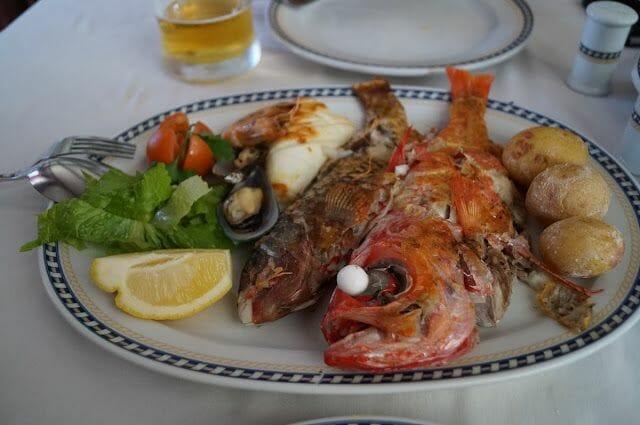 Dónde comer en Fuerteventura pescado