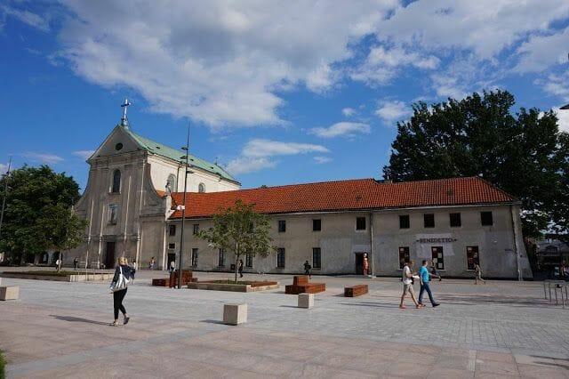 capuchinos de Lublin