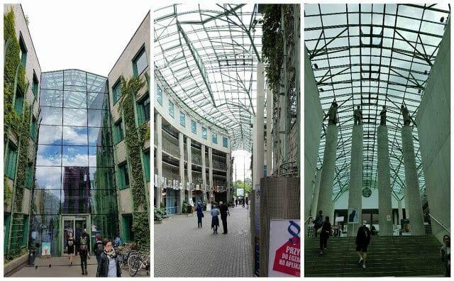 biblioteca universidad que visitar en Varsovia en 3 días