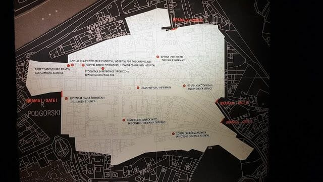 barrio judío Cracovia