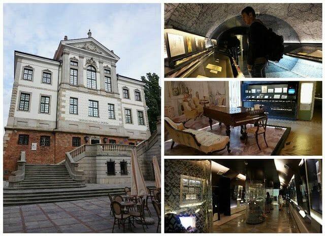 Museo de Fryderyk Chopin en Varsovia