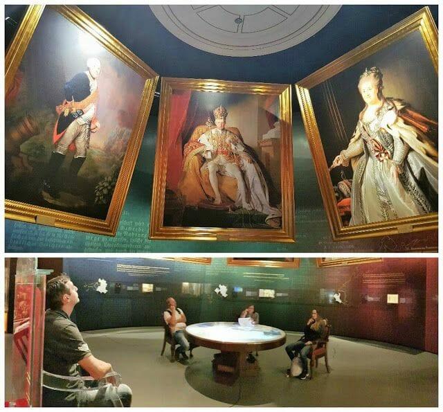 Museo Polin - Varsovia judía