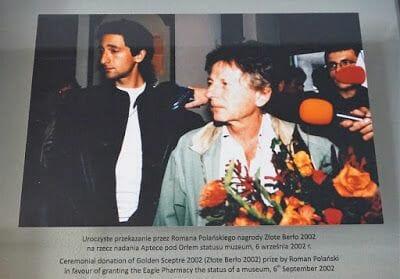 Roman Polanski Cracovia