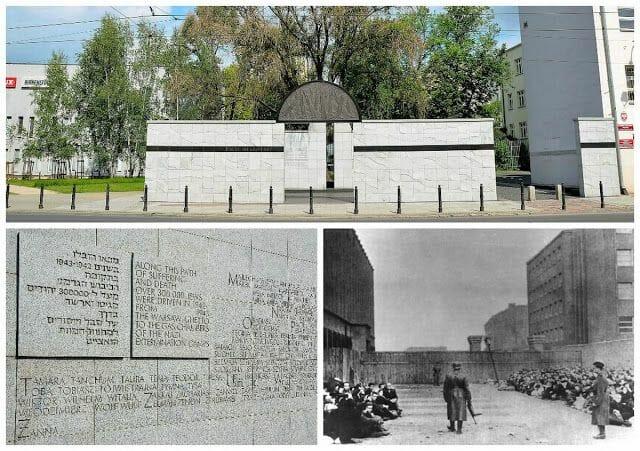 Monumento de Umschlagplatz