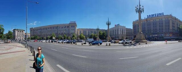 calle Marszałkowska