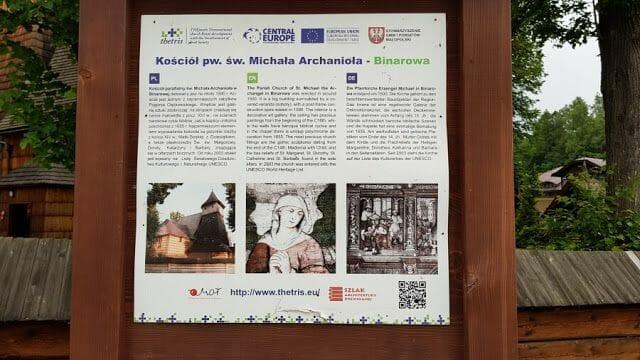 las iglesias de madera de Polonia