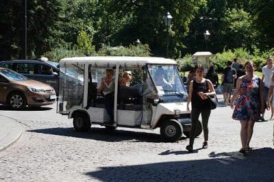 minibuses Cracovia