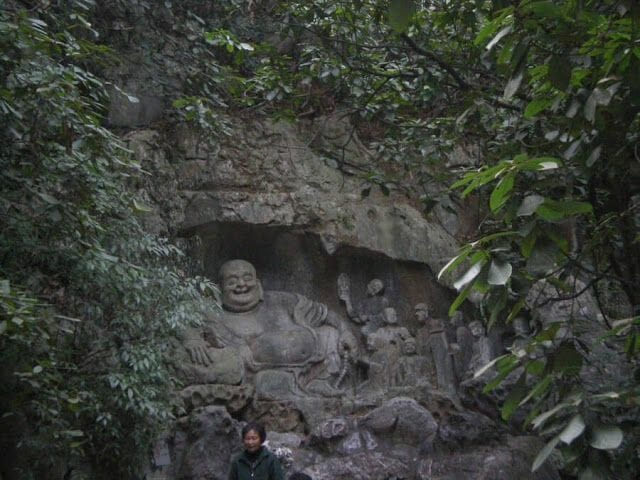 Buda Maitreya Riente