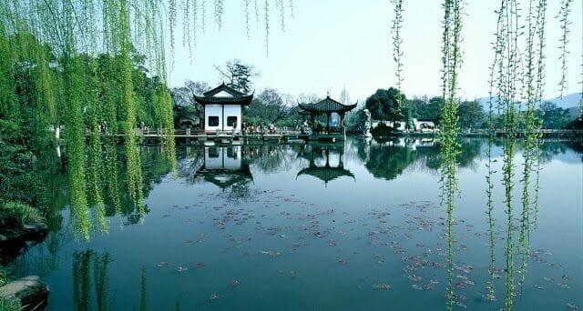 Lago del oeste Hangzhou qué ver en hangzhou