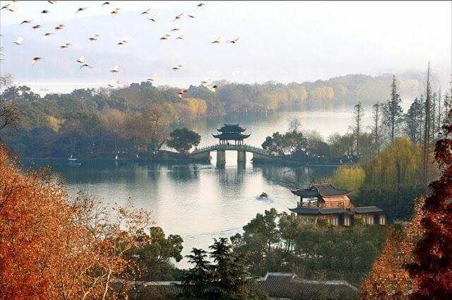 Qué ver en Hangzhou