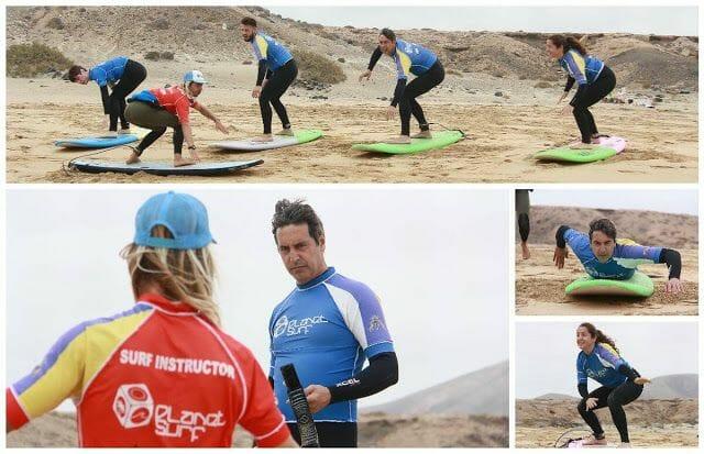 Consejos de surf para Fuerteventura