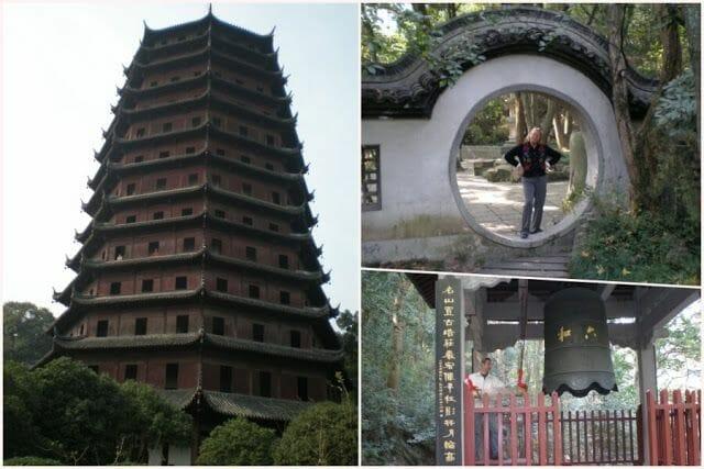 pagoda 6 armonías qué ver en hangzhou