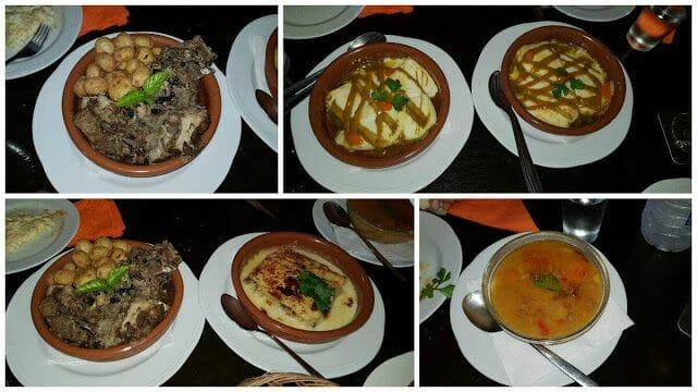 comida gastronomia de fuerteventura