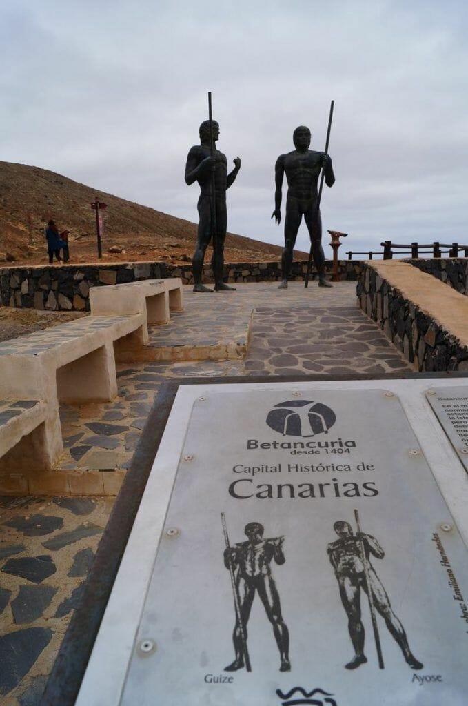 Guize y Ayose, los dos reyes de Fuerteventura, conquista canarias