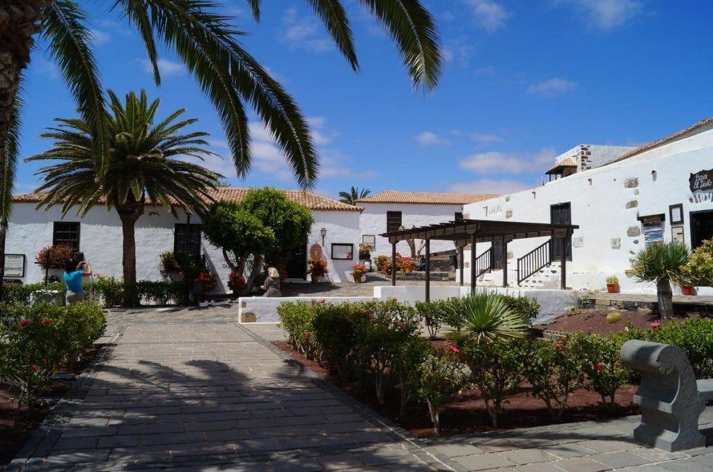 plaza de Betancuria