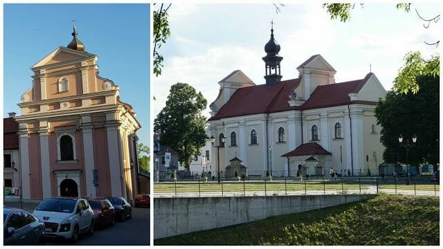 Iglesia de Santa Caterina de Zamosc