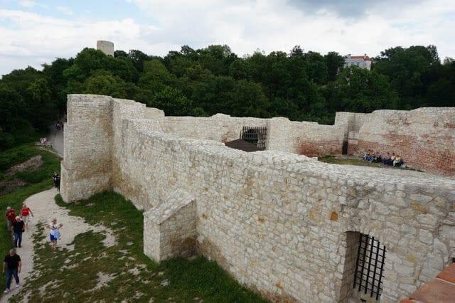 castillo kazimierz dolny