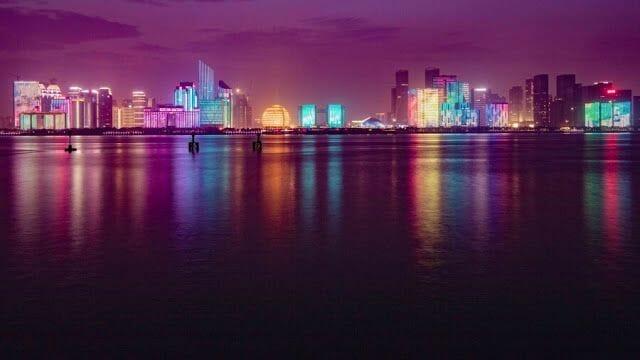 lago oeste qué ver en hangzhou