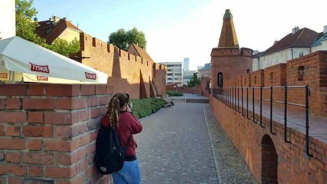 murallas varsovia