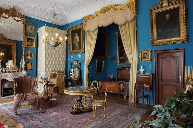 salones palacios polonia