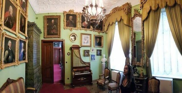 palacios de Polonia