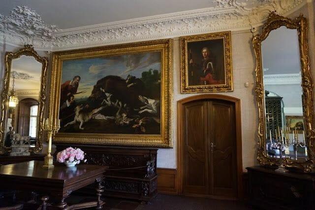 palacio de Kozłówka