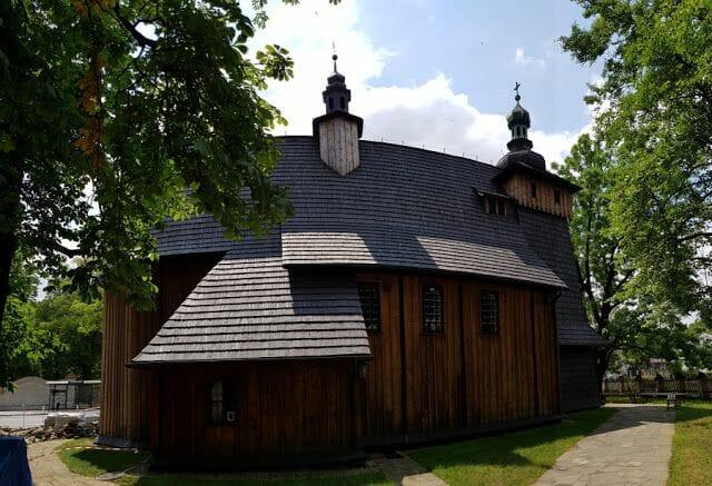Iglesia de Santa María de Tarnow (Burek)