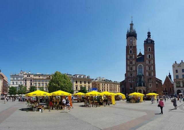 Basílica de Santa María de Cracovia