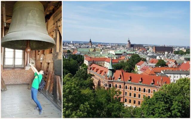 catedral de Wawel de Cracovia