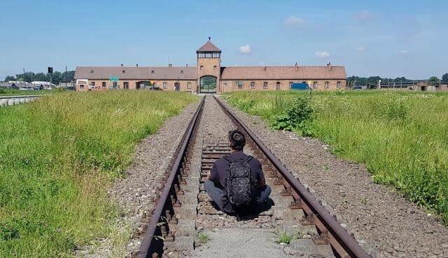 cómo ir de Cracovia a Auschwitz por libre y precios