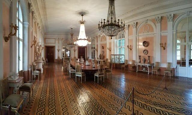 palacios polonia