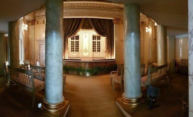 El Palacio de Łańcut