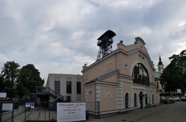 Pozo Regis pueblo de Wieliczka