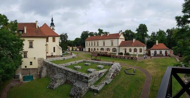 Castillo Żupny - pueblo de Wieliczka
