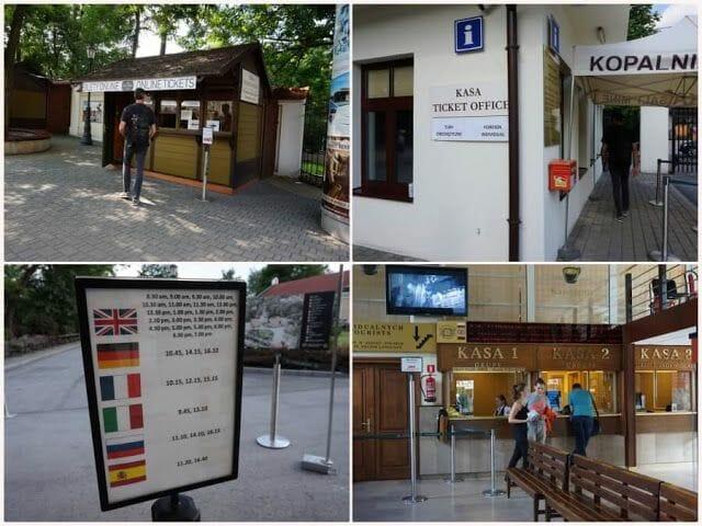 Cómo ir a las minas de sal de Cracovia