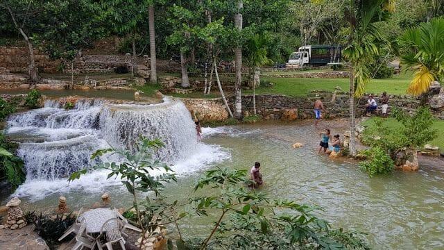 Paraíso Caño Hondo piscinas naturales