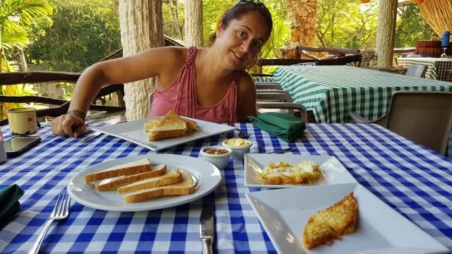 Paraíso Caño Hondo restaurante desayunos
